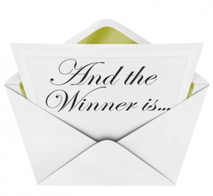 And the Winner Is - Revealing the Award Results